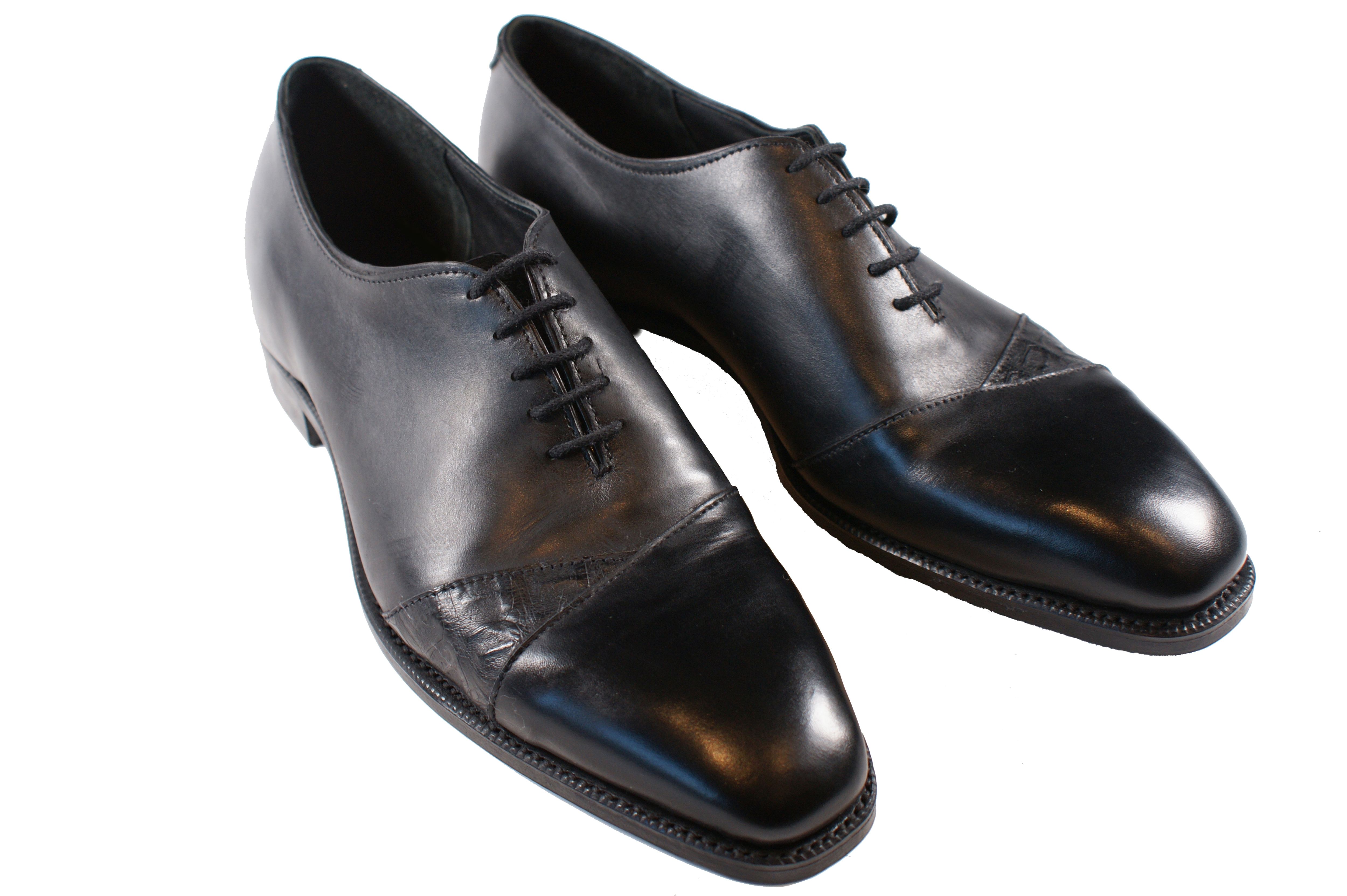 Gilbert & Bailey Black Oxfords